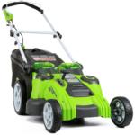 GreenWorks are un preț foarte competitiv