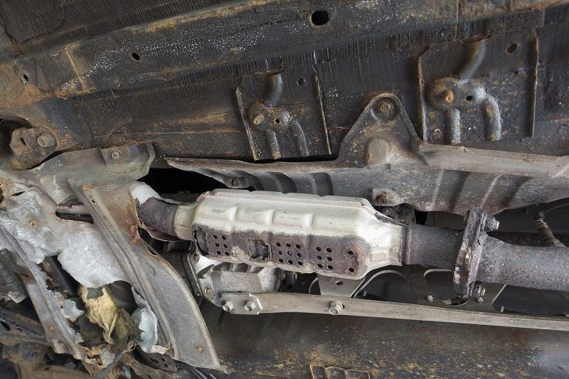 Convertorul catalitic determină dacă mașina trece inspecția tehnică sau nu