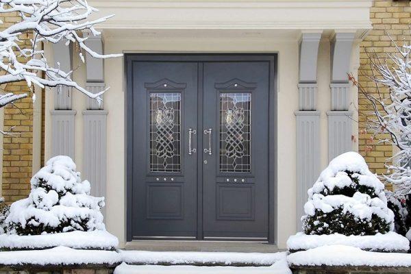 Ușile din aluminiu